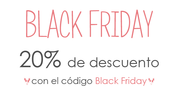 Black Friday en Platos de Pizarra