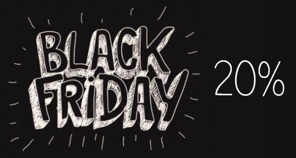 Llega el Black Friday a Platos de Pizarra