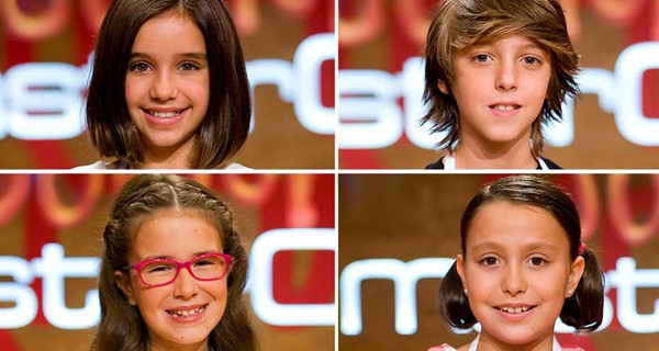 Llega la gran final de MasterChef Junior