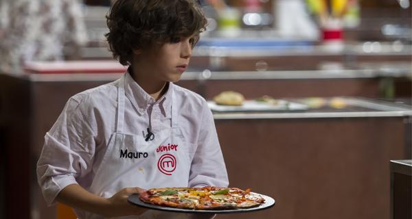 Nuestros platos ahora también en MasterChef Junior