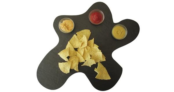Haz tus presentaciones más divertidas con nuestro plato mancha