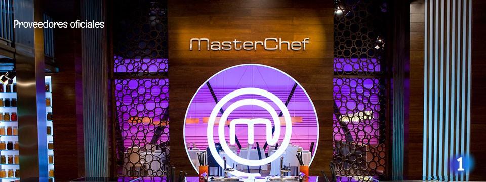 Proveedor oficial de MasterChef